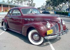 Hemmings Find of the Day – 1940 Pontiac Torpedo Sport Coupe