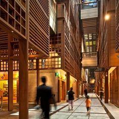 Souk Central Market em Abu Dhabi - ARQUITETURA | EYE4DESIGN