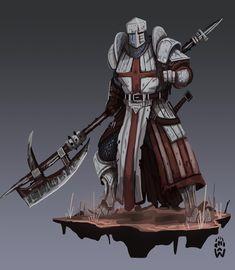 Wolf Knight, Knight Art, Fantasy Character Design, Character Concept, Character Art, Medieval Knight, Medieval Fantasy, Ornstein Dark Souls, Crusader Knight