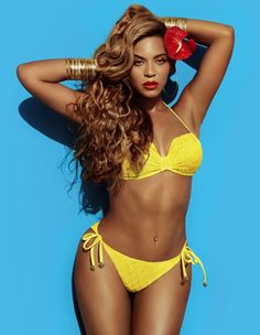 GOSEE ::: H&M Summer Campaign: Beyoncé as Mrs Carter in H&M