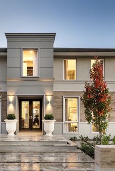 Updated to contemporary in Melbourne, AU. C.O.S Design. | Outdoor ...