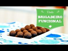 Brigadeiro Funcional e Vegano - YouTube