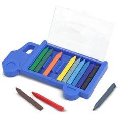 Truck Crayon Set - Aspace £3.50