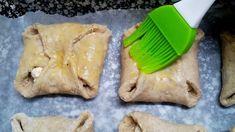 Kelesztés nélküli, élesztőmentes diétás túrós batyu - Salátagyár Fish, Meat, Pisces