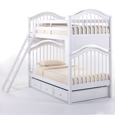 twin full bunk beds and products on pinterest. Black Bedroom Furniture Sets. Home Design Ideas