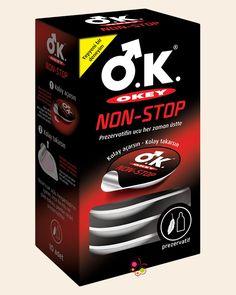 OKEY Non-Stop Prezervatif 10 Adet