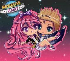 msp pixi and zack Movie Star Planet, Msp Vip, Princess Activities, Image Manga, Movie Stars, Chibi, Bing Images, 3 D, Fangirl