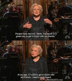 Can she be my grandma, please?
