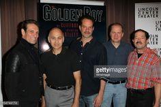 News Photo : Actors Anthony Crivello, Ned Eisenberg, Danny...