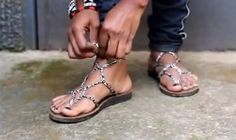 Watch these YouTube videos to learn the different ways to tie your Sseko  sandals!Our authentic Sseko bases are just $39.00 each (SUMMER SALE,  normally $44.00 each!) PLUS free shipping on all Sseko Sandals with coupon  code SANDALSFREESHIP! Every Sseko sandal base is made from genuine leather  and features five loops that enable endless tying possibilities with Sseko  straps (sold separately).