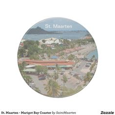 St. Maarten - Marigot Bay Coaster - sold in Mississippi - Thank you!