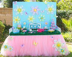 Falda tutú de color rosa pálido de la tabla por SweetJellyParties