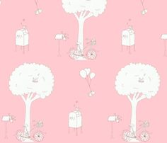 Gift Wrap - mymagicmom – Spoonflower