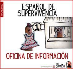 Oficina de información -- Español para vacaciones