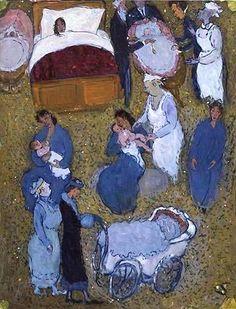 Charlotte Salomon. German-Jewish Painter born in Berlin. (1917 - 1943) refer