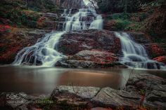 waterfall by sy3535. Please Like http://fb.me/go4photos and Follow @go4fotos Thank You. :-)