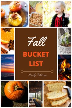 Fall Bucket List - I love this time of year but it is so busy!  To make sure our fall is fun, I've created a Fall Bucket List of 11 fun things our family is going to do!  Clear Eyes® Pure Relief™ Multi-Symptom is going to help make sure I don't miss anything! #ad  #MyPureRelief
