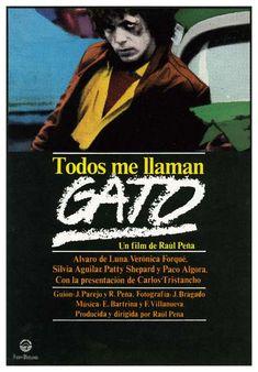 Todos me llaman Gato (1980) de Raúl Peña - tt0081639