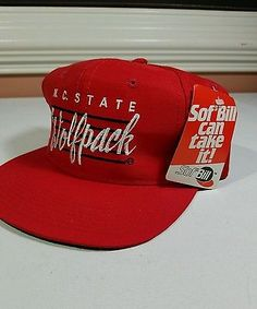 official photos 5f847 f4954 Nike Men s Baseball NCAA Fan Cap, Hats   eBay