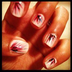 Nail design. Prettttttty