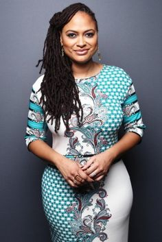 Our #BlackWomenInHollywood honoree Ava DuVernay is regal as ever.