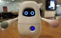 Musio is the AI robot that wants to be your friend  ... see more at InventorSpot.com