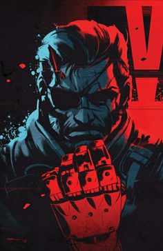 Mgs Venom Snake ~ Big Boss