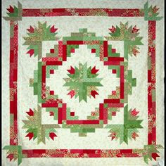 Christmas Quilt Patterns | ... quilt is an instant favorite perfect for christmas or any time of
