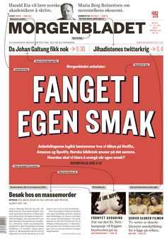 Morgenbladet Weekly newspaper