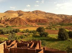 To visit Kasbah Telout is to see one of Morocco's hidden jewels. It lies at an elevation of 1,800 meters and lays claim to magnificent views that overlook the Berber village of Telouet. Kasbah Telouet is one of Morocco's…Read more ›