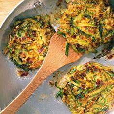 Zucchinipuffer klassisch Rezept | Küchengötter