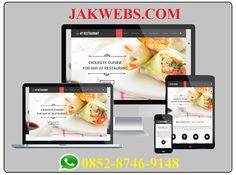 JASA PEMBUATAN WEBSITE RESTORAN     JASA PEMBUATAN WEBSITE RESTORAN     Jasa pembuatan website restoran  WA:0852-8746-9148 murah hanya di j...