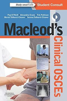 Macleod's Clinical OSCEs Pdf Download e-Book