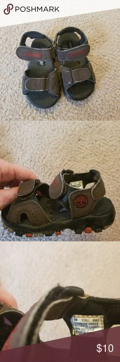 2cc4a6fb58e Timberland sandals Size 6 timberland sandals super cute Timberland Shoes  Sandals   Flip Flops Timberland Sandals