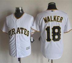 a21ca19b2e8 Pirates  18 Neil Walker White New Cool Base Stitched MLB Jersey Nhl Jerseys
