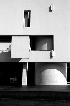 Museo de Arte Contemporáneo, Barcelona. Richard Meier.
