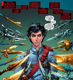 I was just Jason Todd...
