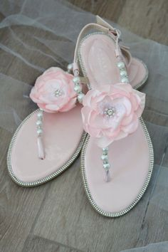 NWT Girl /'s Shoes Sandals 8 9 10 White Pink Flower Easy On//Off Velcro Summer New