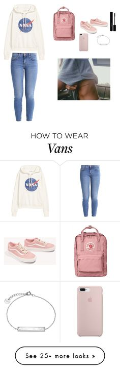 """""""Nasa"""" by fairysworld on Polyvore featuring Current/Elliott, Vans, CLUSE and Gucci"""
