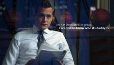 Harvey Specter Quotes l Suits Epic Quotes, Tv Show Quotes, Top Quotes, Quotes To Live By, Life Quotes, Inspirational Quotes, Suits Tv Series, Suits Tv Shows, Harvey Specter Anzüge