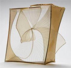 Construction in Space (Crystal) - Naum Gabo