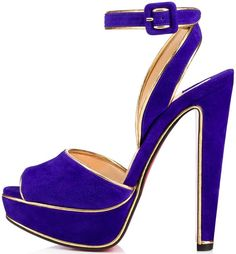 Christian Louboutin 'Louloudance' Suede Platform Red Sole Sandals