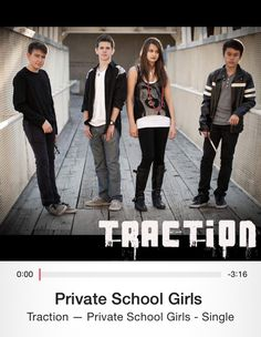 Private School Girls by Traction