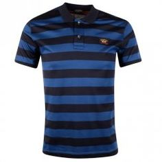 Paul & Shark Navy & Blue Polo Shirt. Available now at www.brother2brother.co.uk