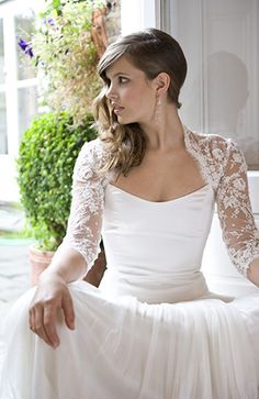 Louise Selby wedding dresses - for the bride you dreamed you would be