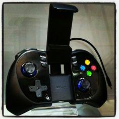 #Gamepad für echte Progamer und die es noch werden wollen. Kompatibel mit den meisten Smartphones. #CITE2014