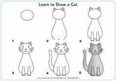 learn to draw #catdrawing