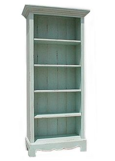 The Beach House Bookcase from Bradshaw Kirchofer