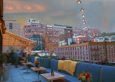 NYC's 10 Best Rooftop Bars | Rooftop Bars NYC - PureWow