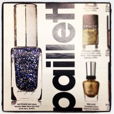 Vernis By Terry vu dans Marie Claire. #vernis #polish #byterry #cosmetique #cosmetic #mode #shopping #fashion #presse #magazine #marieclaire #selectionnist